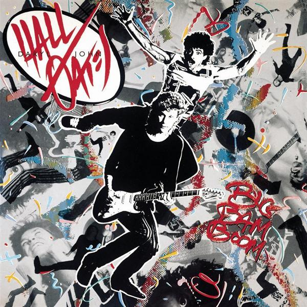 Daryl Hall and John Oates - Big Bam Boom (Deluxe) - MP3 Download