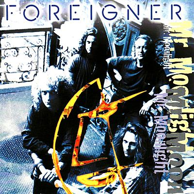 Foreigner - Mr. Moonlight - MP3 Download