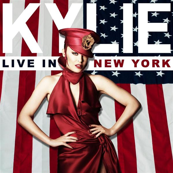 Kylie Minogue - Kylie Live in New York - MP3 Download