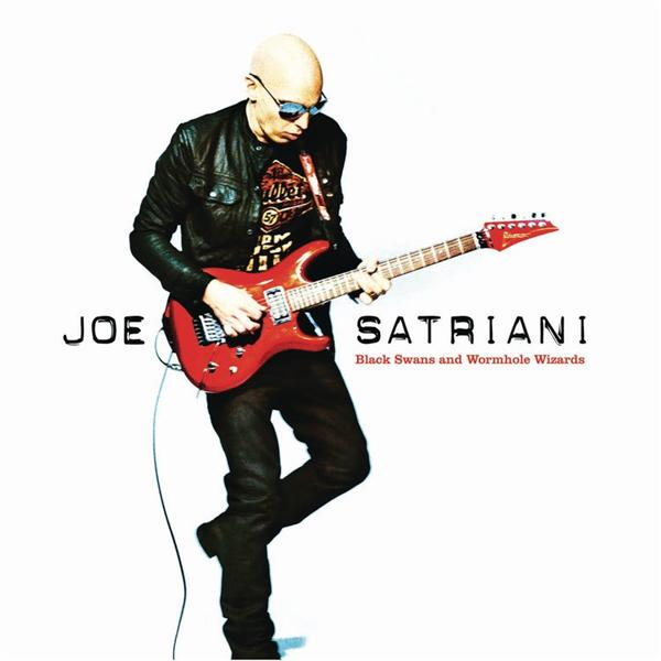 Joe Satriani - Black Swans and Wormhole Wizards - MP3 Downloads