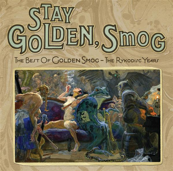 Golden Smog - Stay Golden, Smog: The Best Of Golden Smog - The Ryko Years - MP3 Download