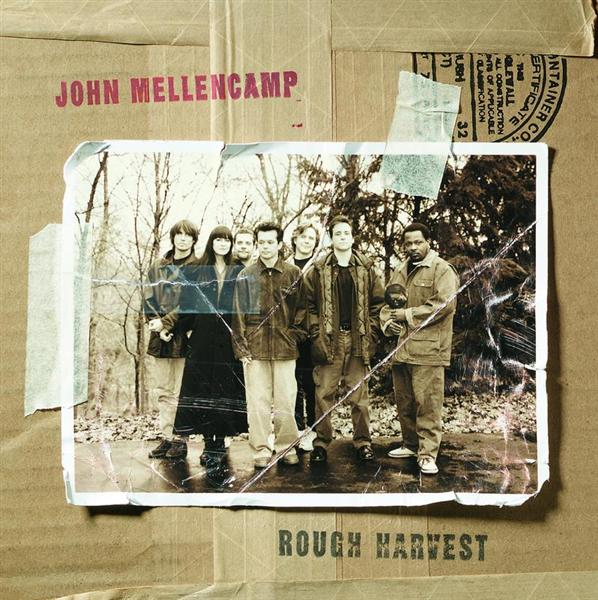 John Mellencamp - Rough Harvest - MP3 Download