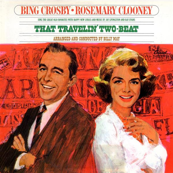 Bing Crosby - That Travelin' Two-Beat - MP3 Download
