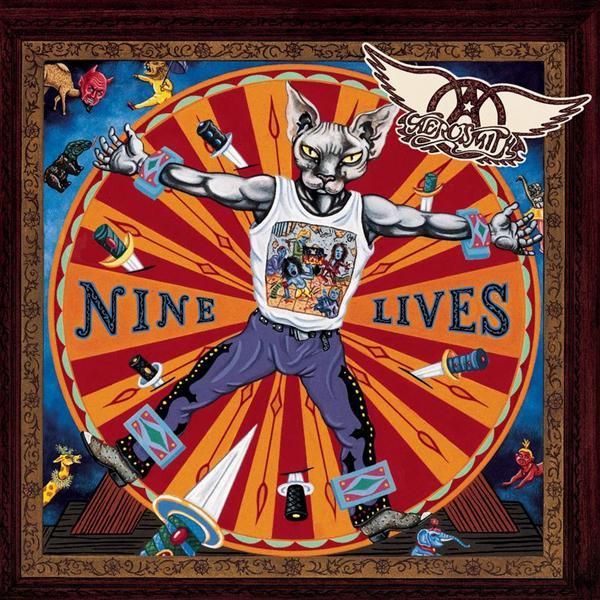 Aerosmith - Nine Lives - MP3 Download
