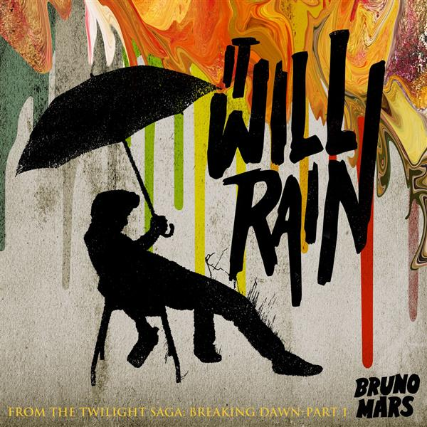 Bruno Mars - It Will Rain - MP3 Download