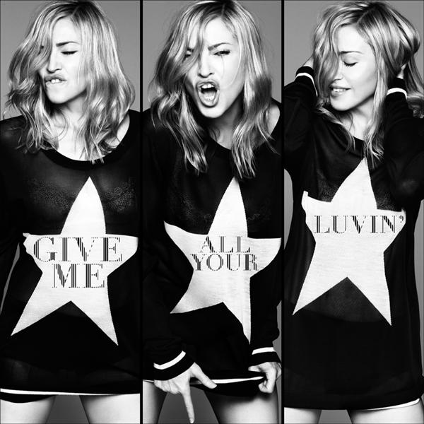 Madonna feat. Nicki Minaj and M.I.A. - Give Me All Your Luvin' - MP3 Download