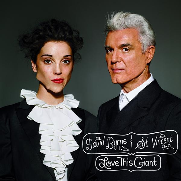 David Byrne & St. Vincent - Love This Giant - MP3 Download