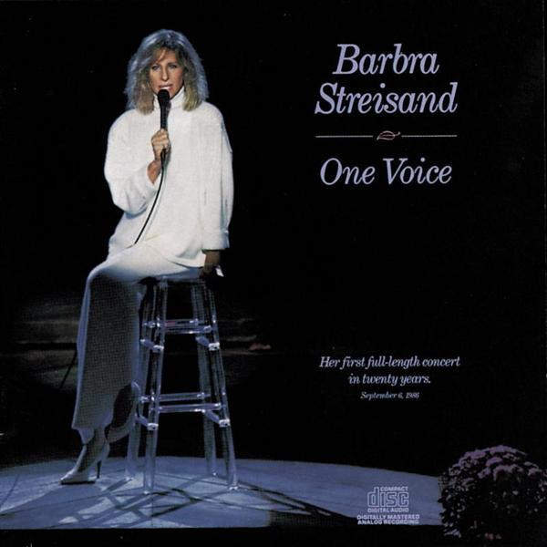 Barbra Streisand - One Voice - Digital Download