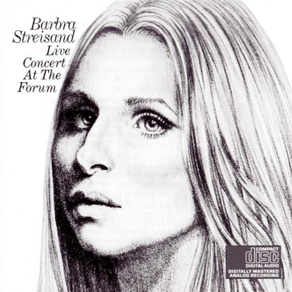 Barbra Streisand - Live Concert At The Forum - Digital Download