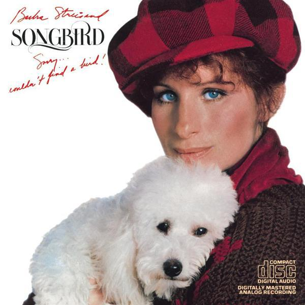 Barbra Streisand - Song Bird - Digital Download