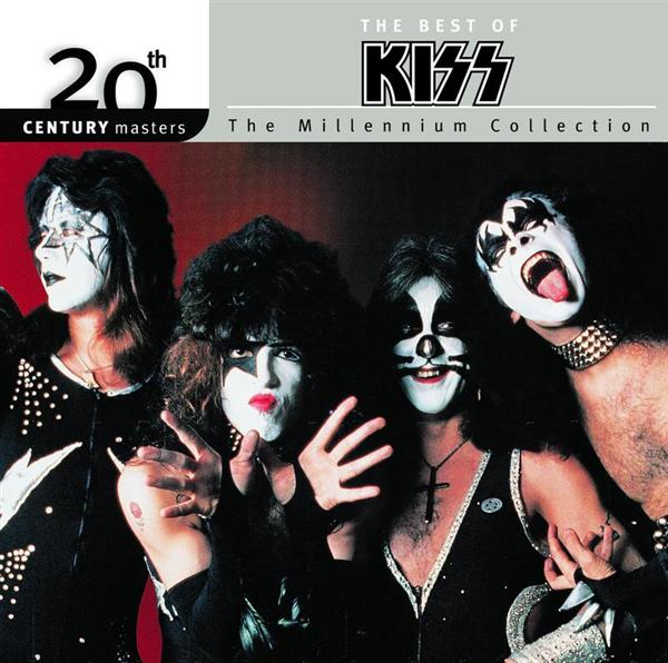 Kiss – The Best Of Kiss: 20th Century Masters