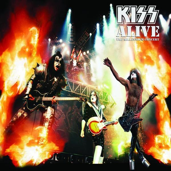 KISS - Alive: The Millennium Concert (2000) - MP3 Download