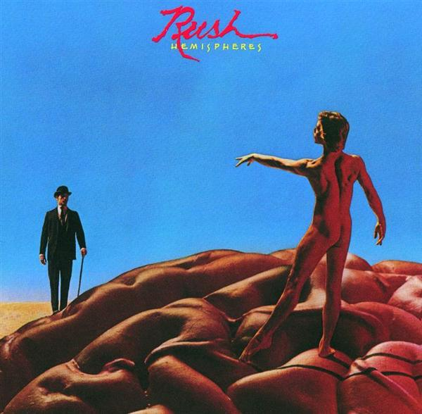 Rush - Hemispheres - MP3 Download