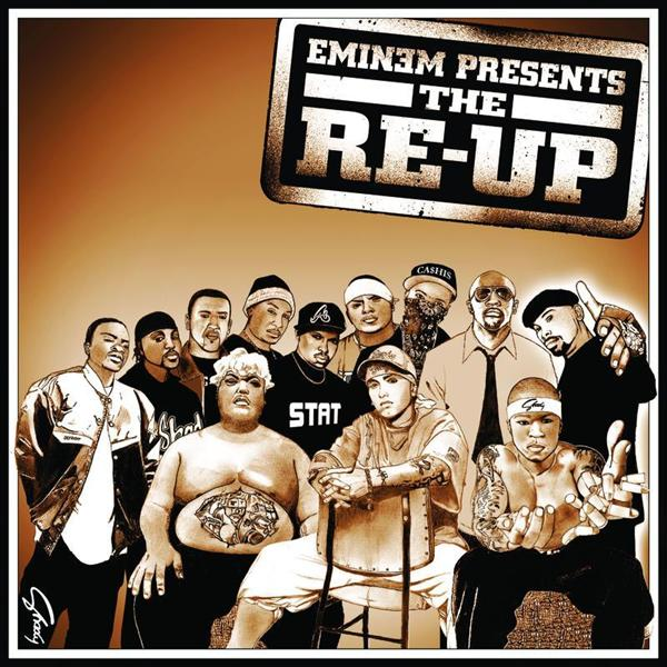 Eminem - Eminem Presents The Re-Up (Clean Version) - MP3 Download