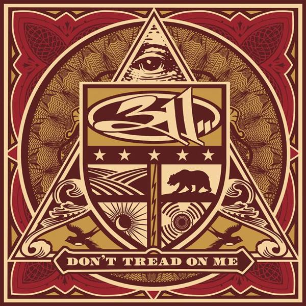 311 - Don't Tread On Me - MP3 Download
