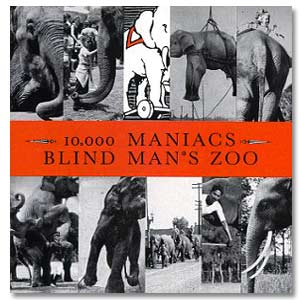 10,000 Maniacs - Blind Man's Zoo - CD