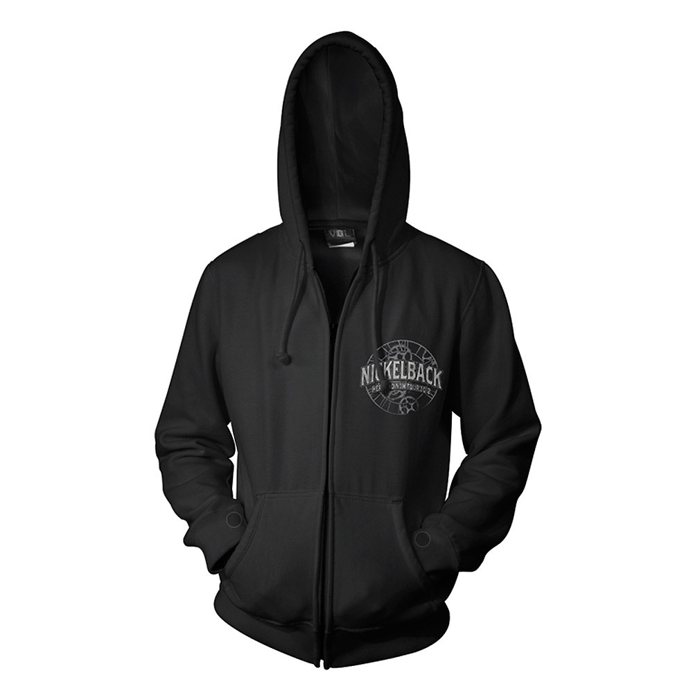 Nickelback Here And Now Tour Hoodie