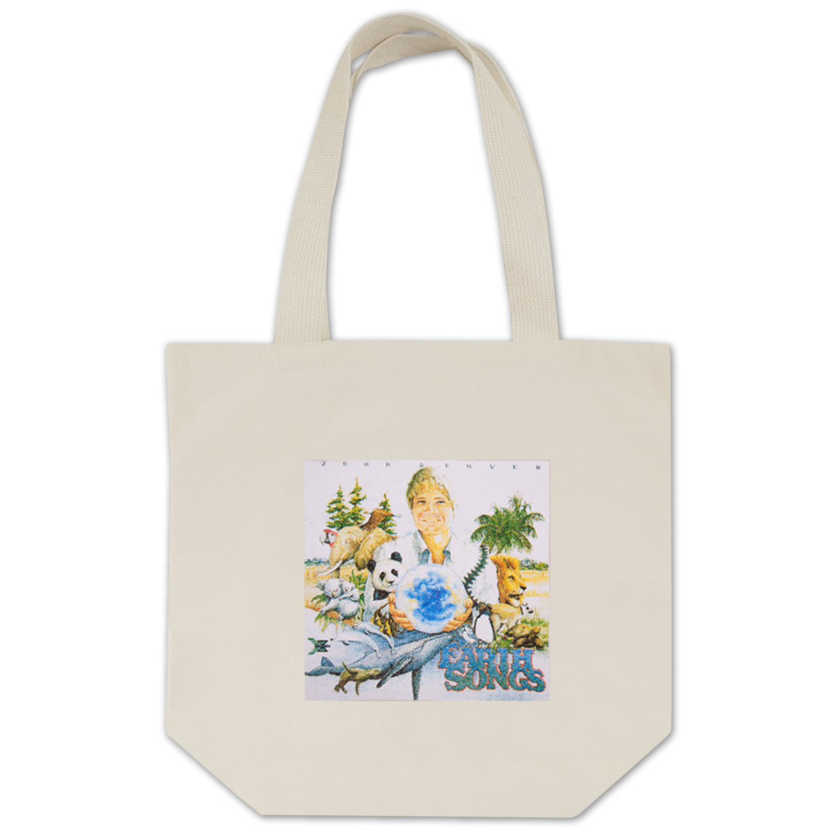 John Denver Earth Songs Tote Bag