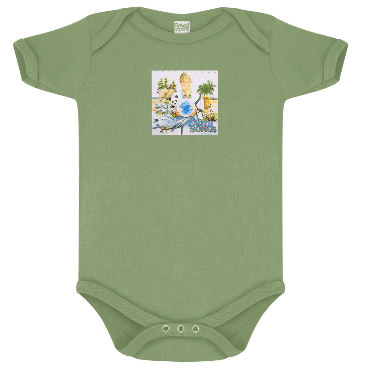 John Denver Earth Song's Infant Onesie