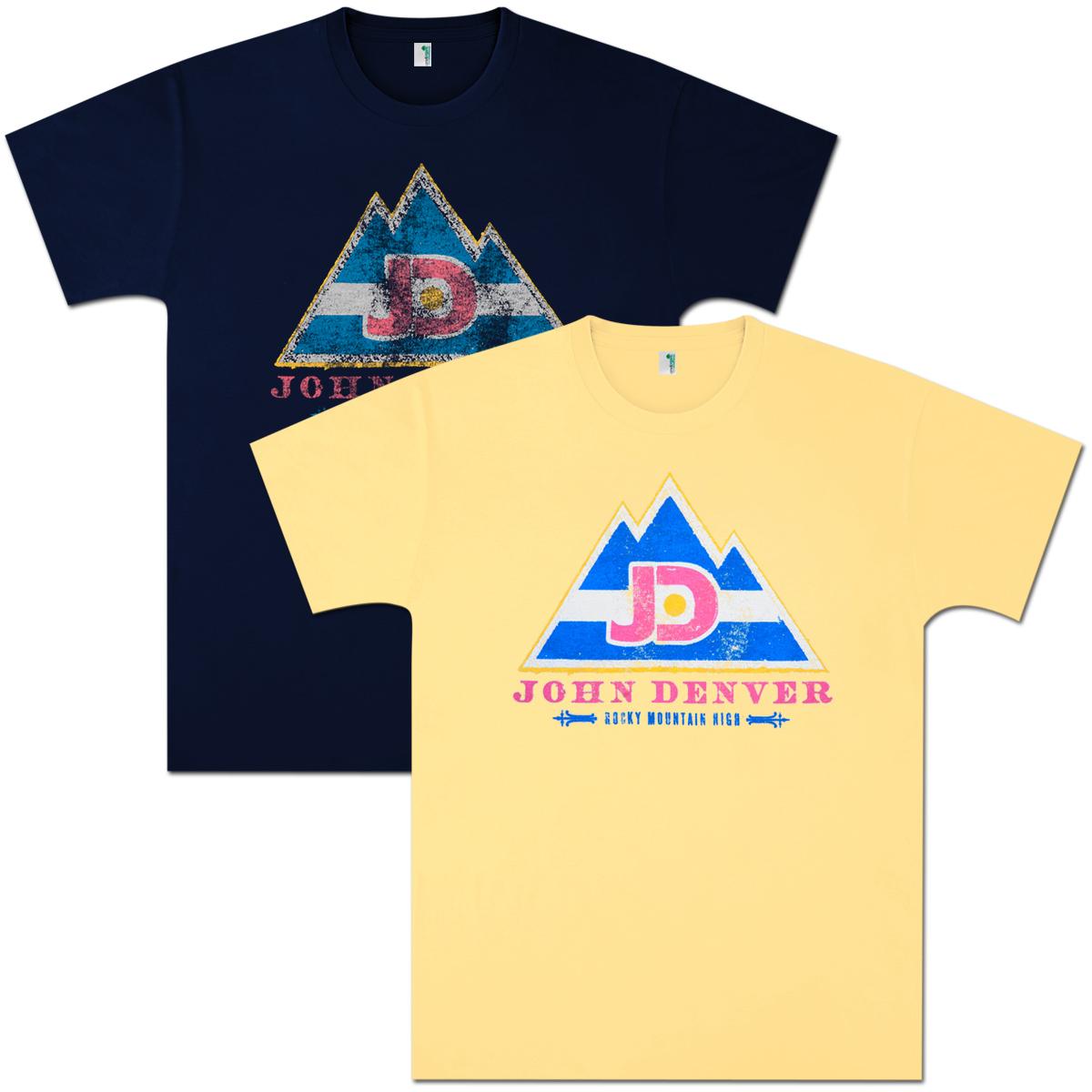 John Denver - Rocky Mountain High Men's T-shirt
