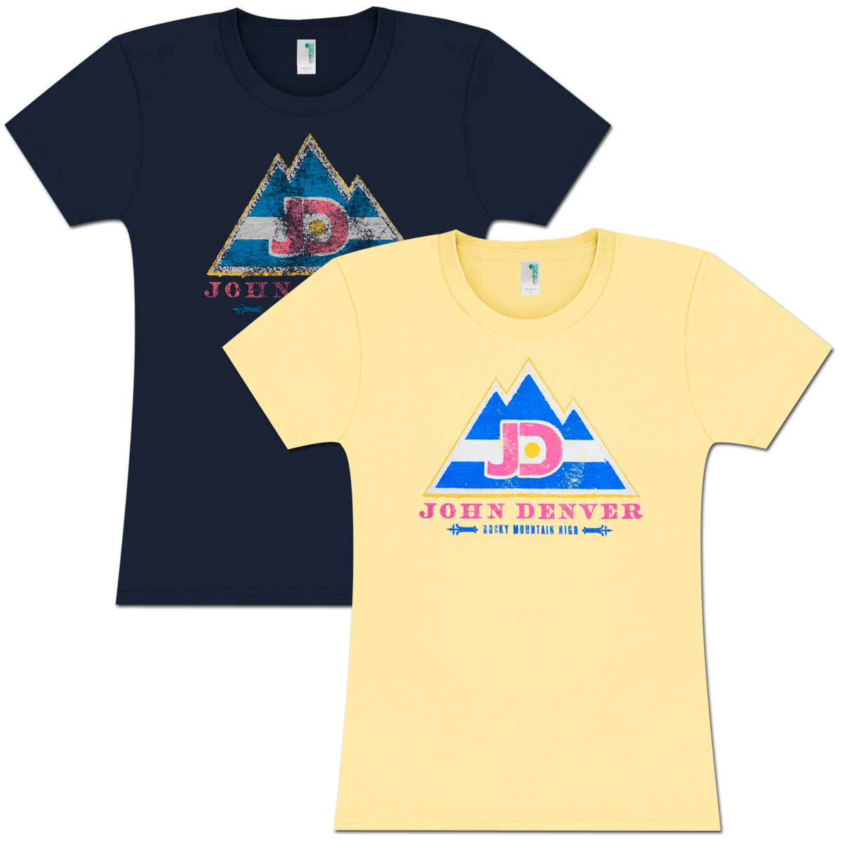 John Denver - Rocky Mountain High Women's T-shirt