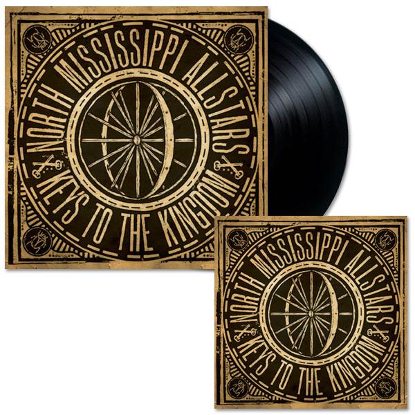 Keys to the Kingdom CD & LP Bundle