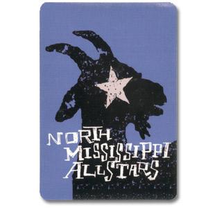 NMA Goat Magnet