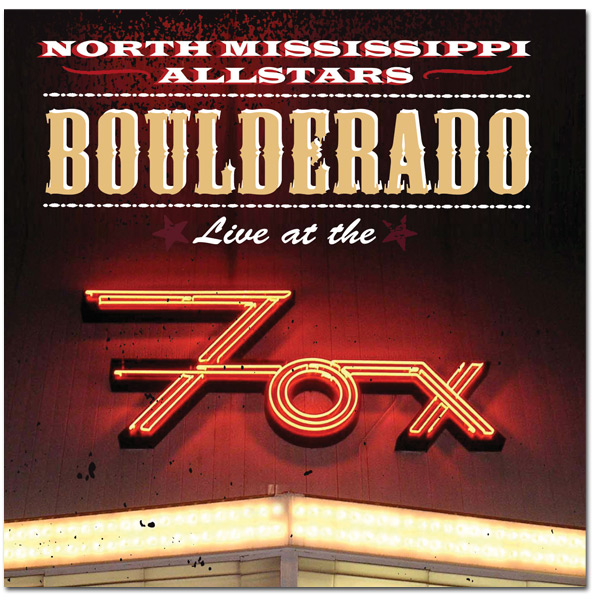 Boulderado - Live at the Fox Digital Download