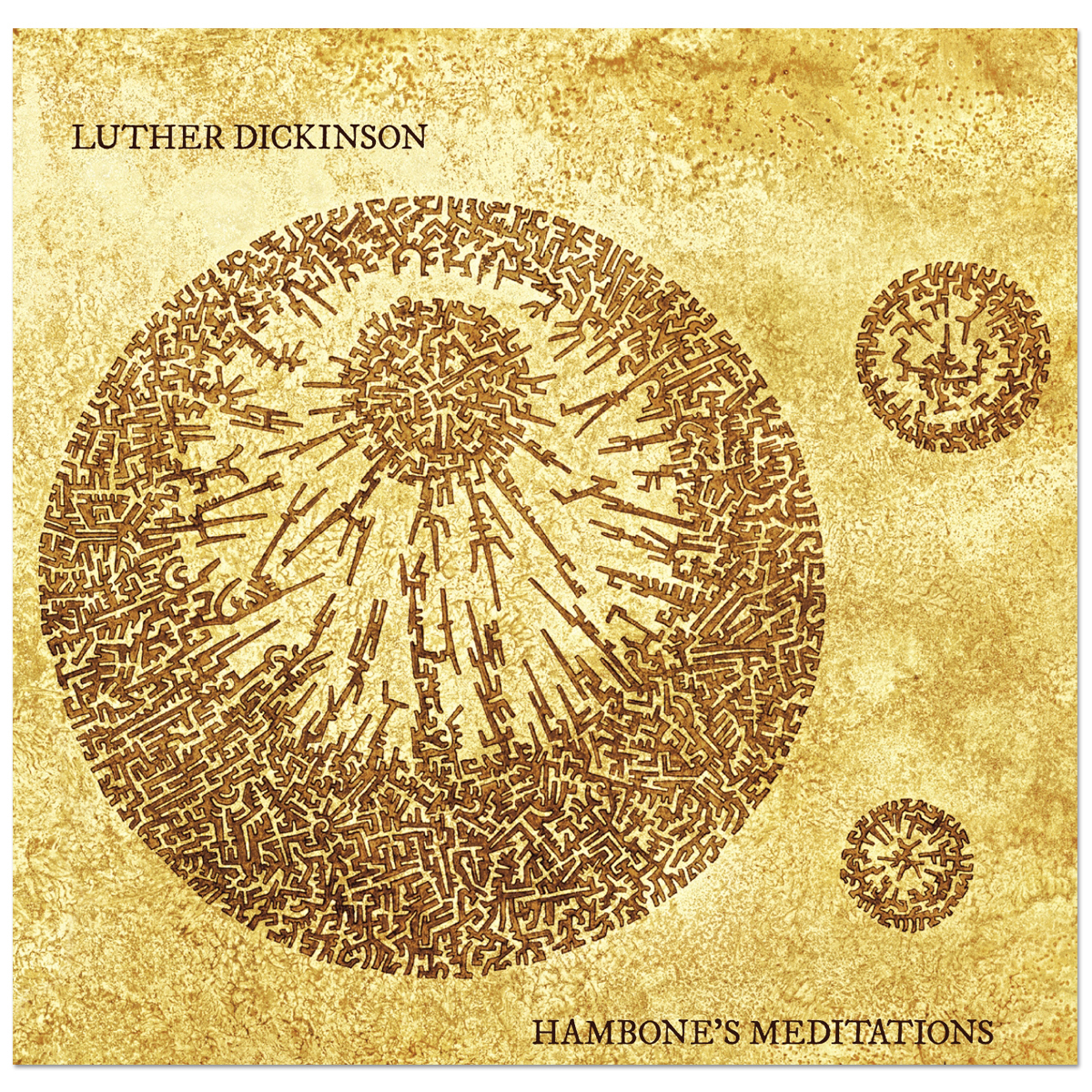 Luther Dickinson – Hambone's Meditations CD