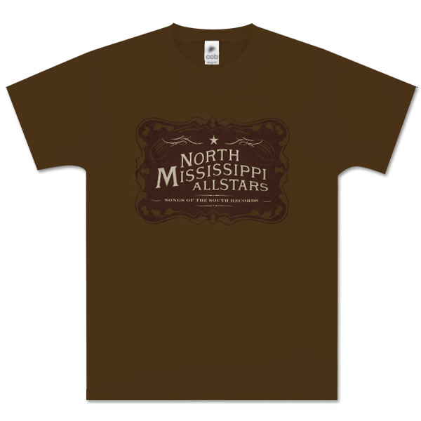 Southern Brand Brown Tee