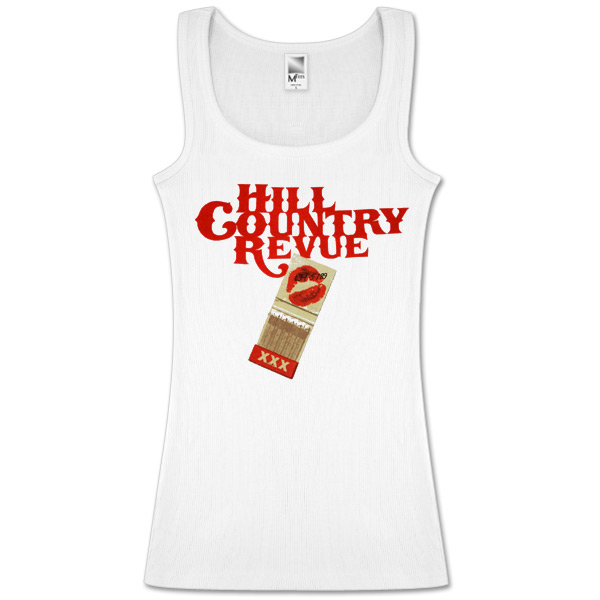 Hill Country Revue Ladies Matchbook Tank Top