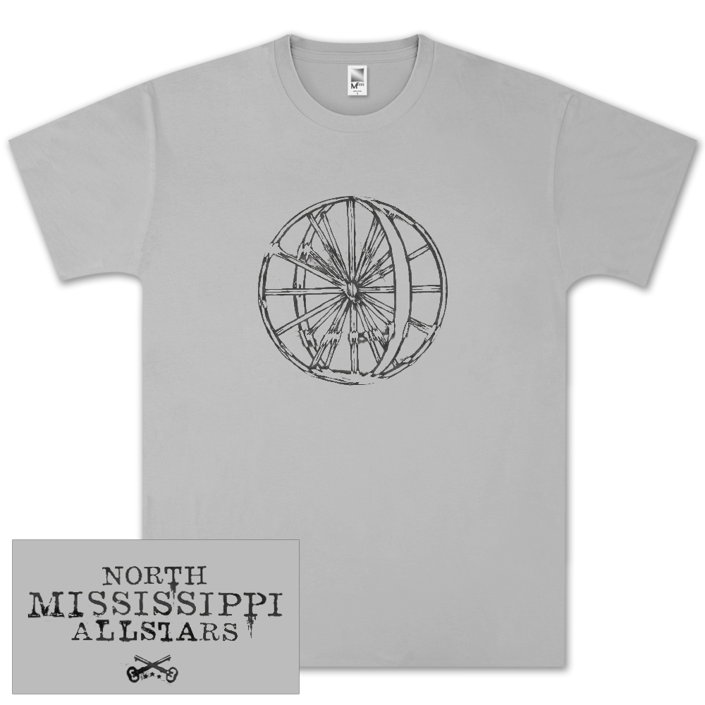 NMA Grey Wheel Shirt
