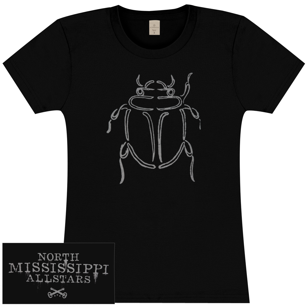 Ladies Beetle Shirt