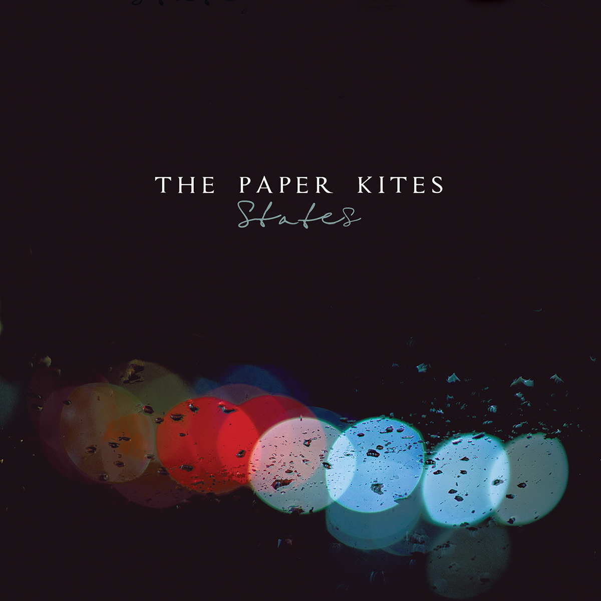 The Paper Kites - States CD