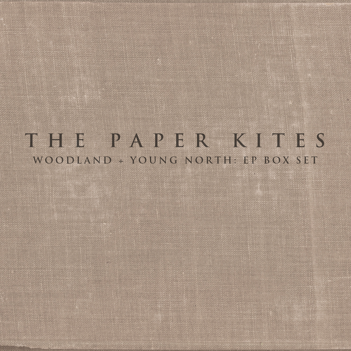 The Paper Kites - Woodland + Young North: EP Box