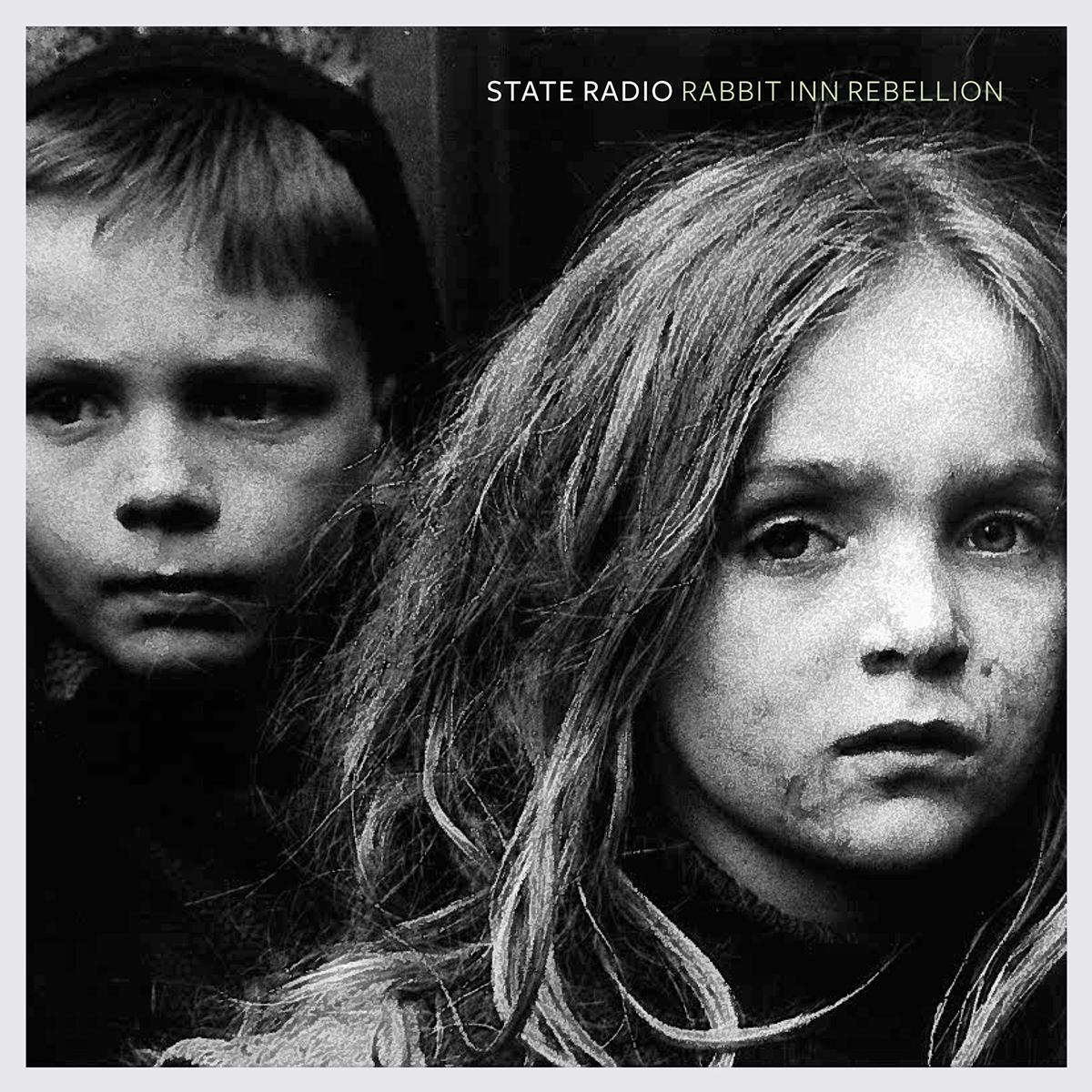 State Radio - Rabbit Inn Rebellion CD