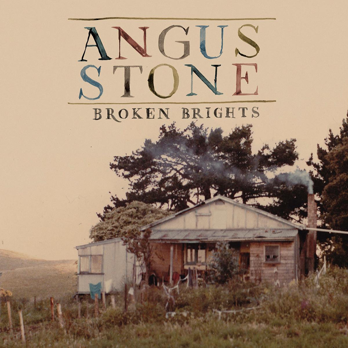 Angus Stone - Broken Brights CD