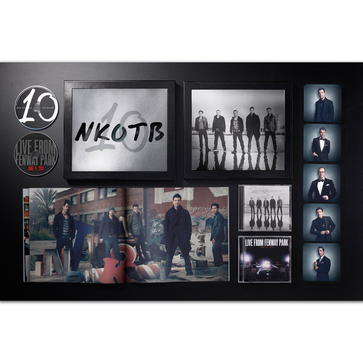 10, THE PREMIUM DELUXE BOX SET
