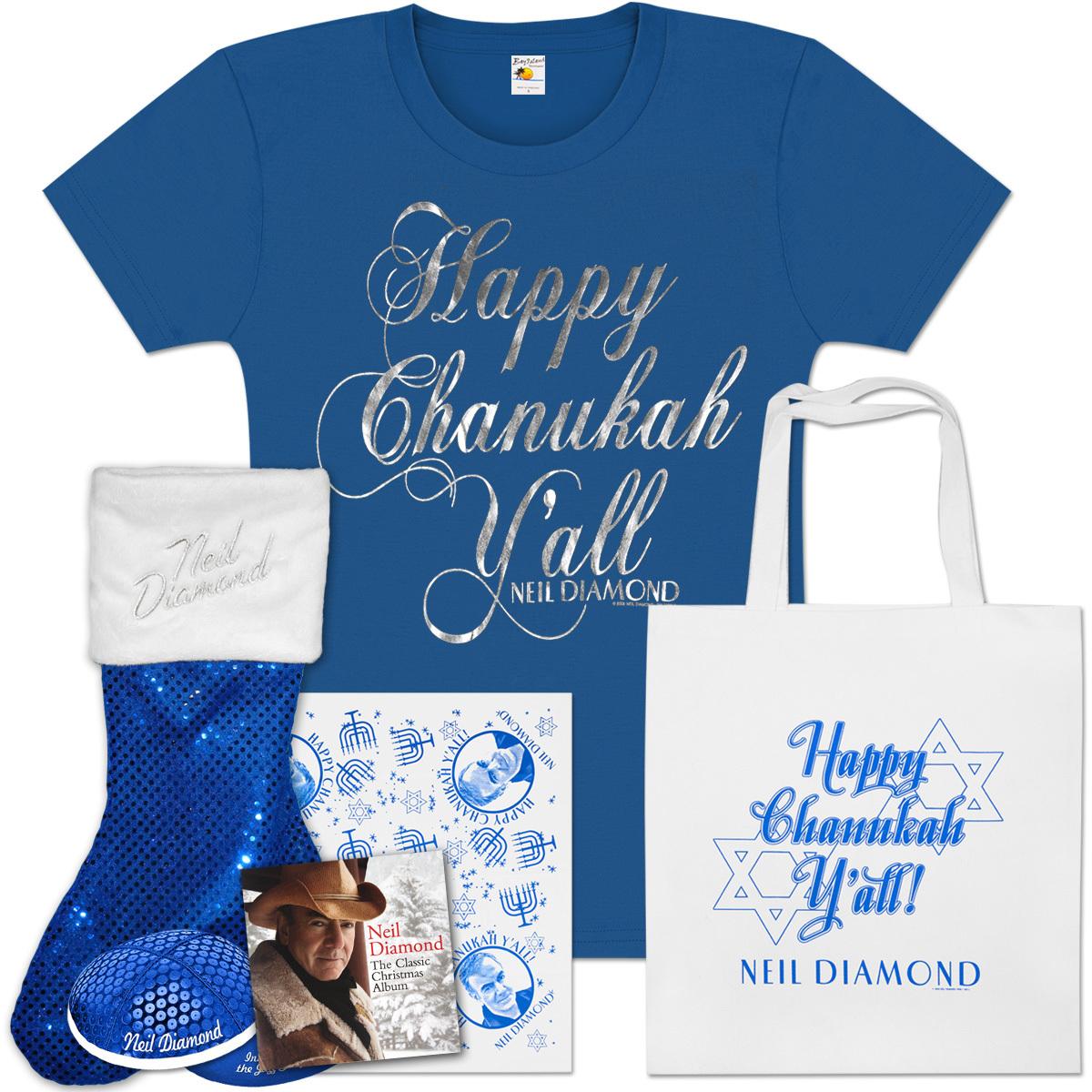 Neil Diamond Chanukah Package