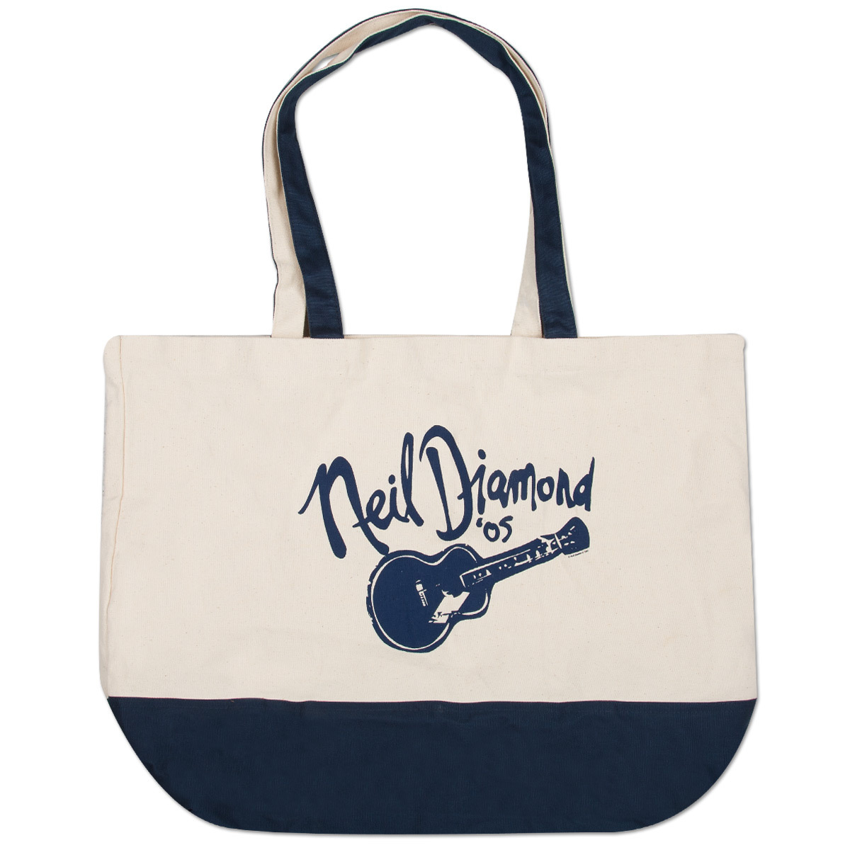 World Tour '05 Tote Bag