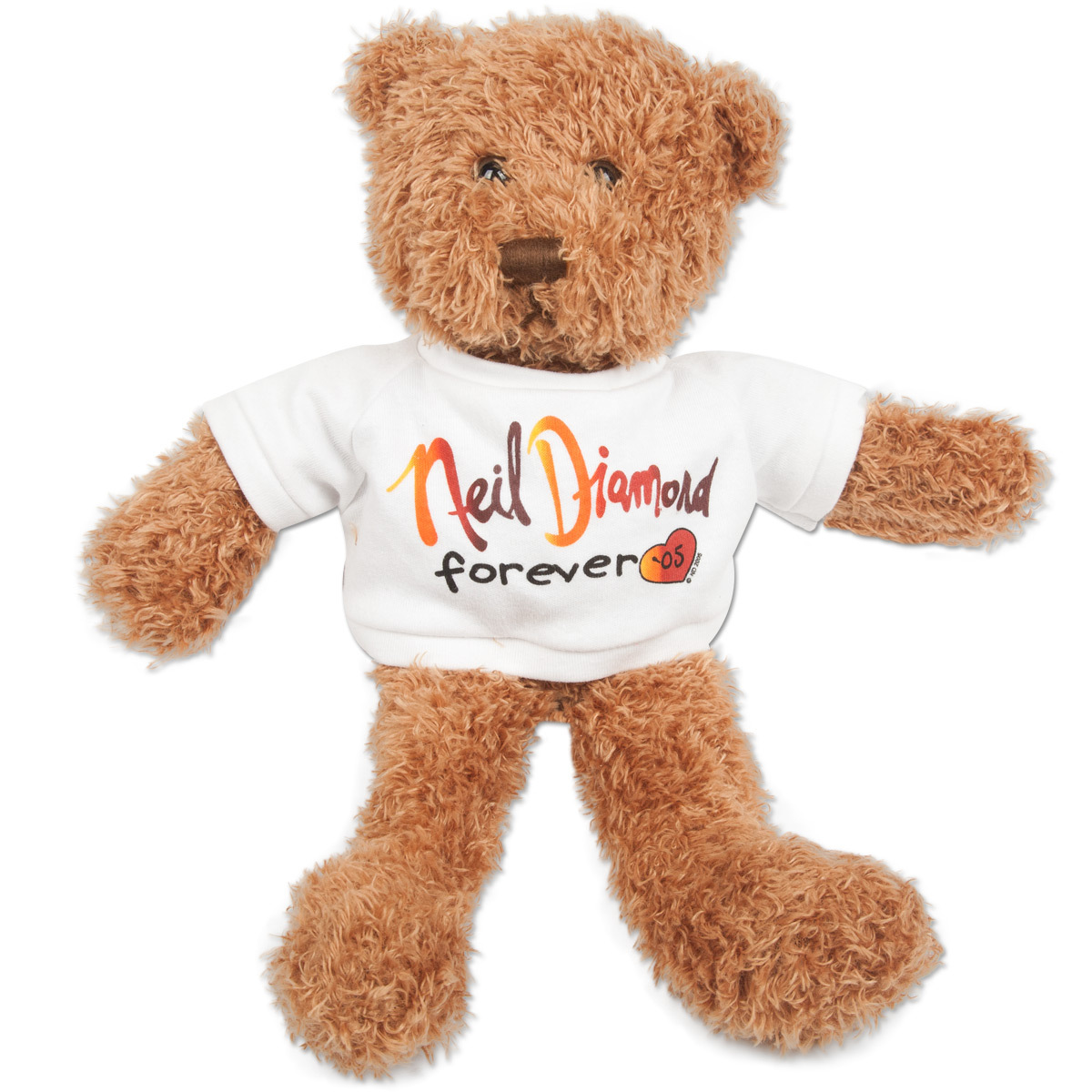 Neil Diamond Forever Plush Bear - $10