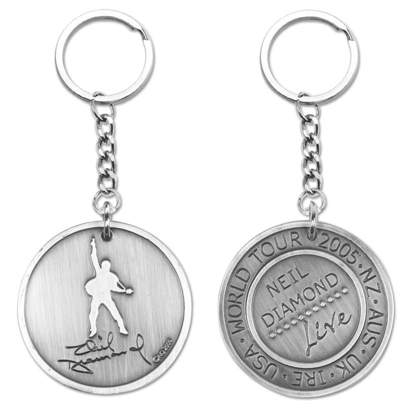 World Tour '05 Keychain - $10