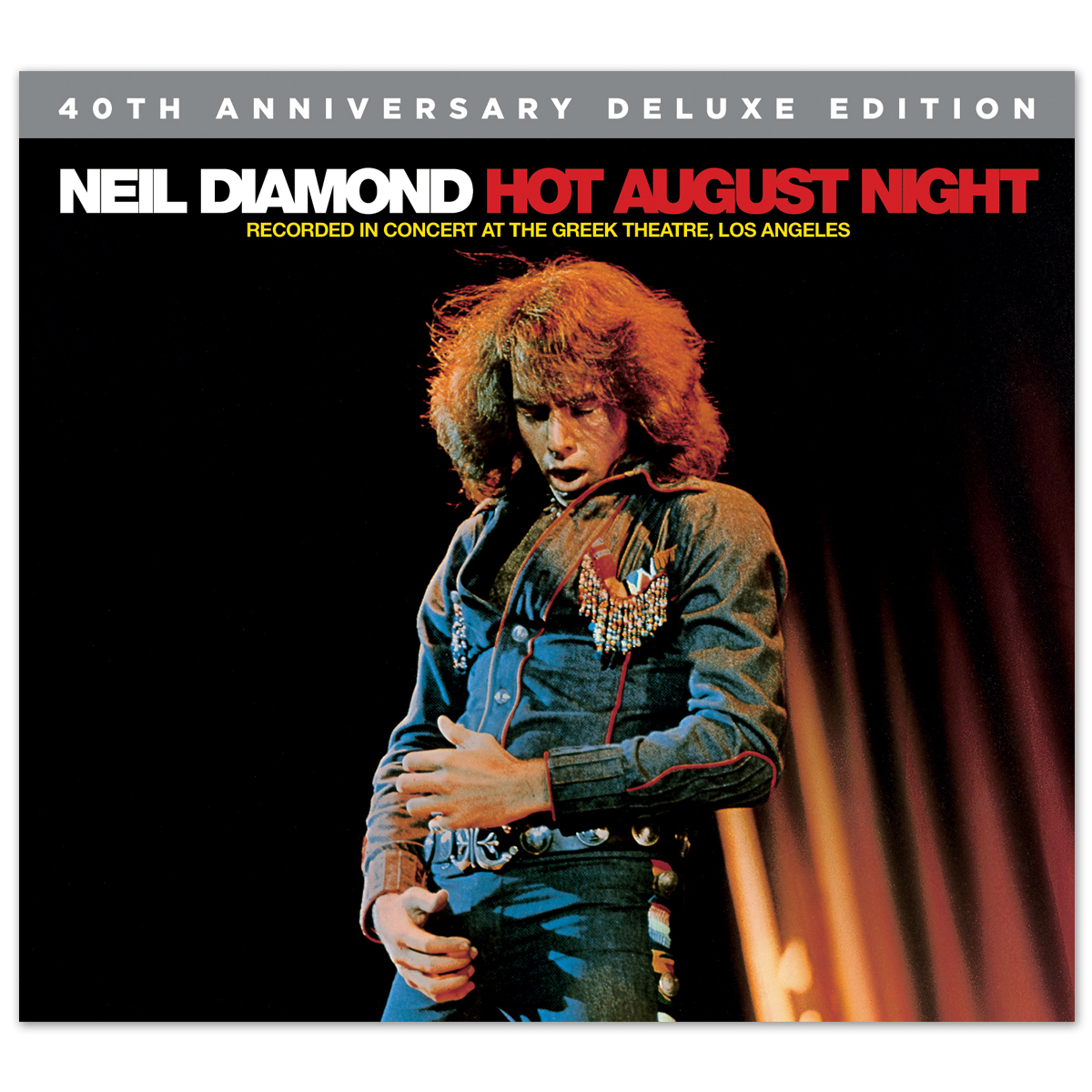 Neil Diamond Hot August Night (2-CD 40th Anniversary Deluxe Edition)