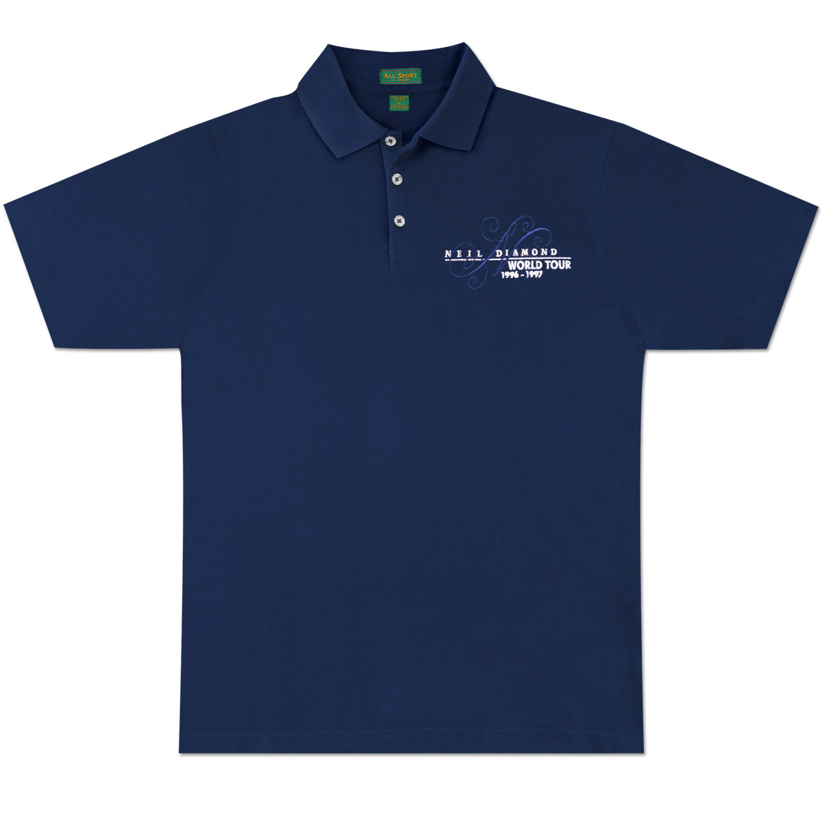 World Tour 96-97 Polo