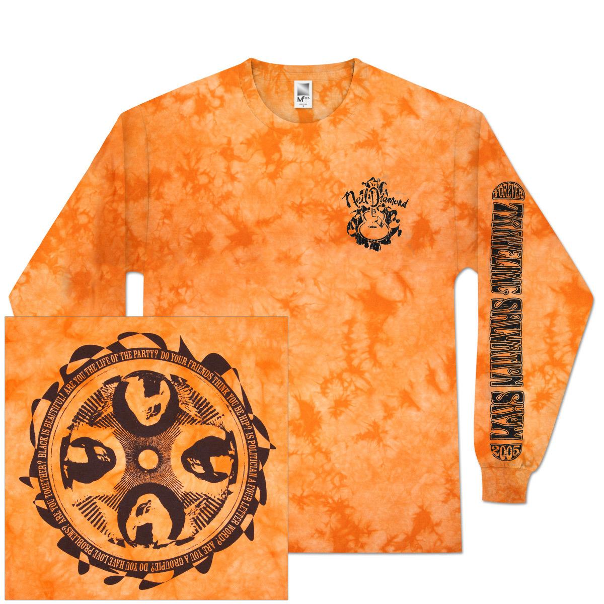 Traveling Salvation Show '05 Long Sleeve T-Shirt