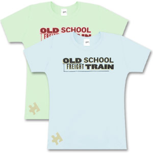 OSFT Girls Puzzle Piece Shirt