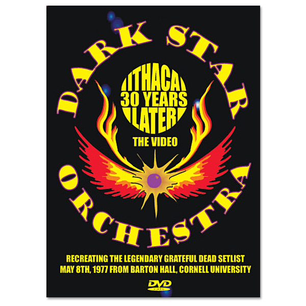 Dark Star Orchestra – Ithaca 30 Years Later - DVD