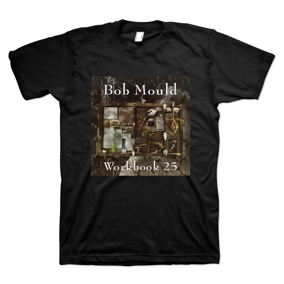 Bob Mould - Workbook 25 Unisex T-Shirt