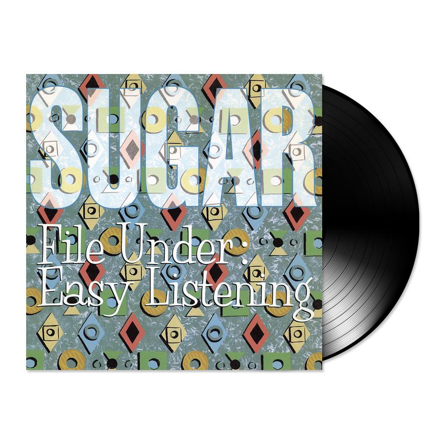 Sugar - File Under: Easy Listening LP