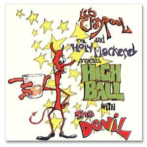 Les Claypool and the Holy Mackerel- CD